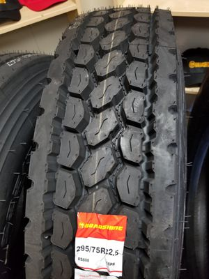 Semi truck and trailer tires new start at $250 for Sale in Chicago, IL