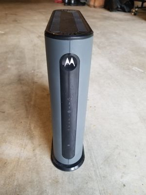 Motorola Cable Modem / Wifi Router for Sale in Kenmore, WA
