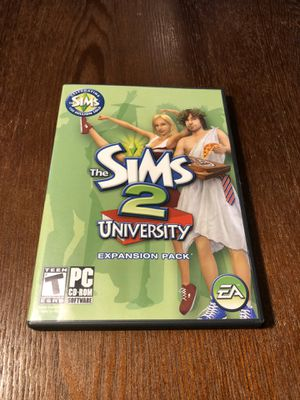 Sims 2 Expansion Packs for Sale in Hoquiam, WA