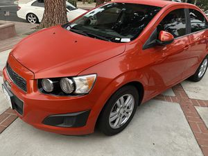 Chevy Sonic LT, 2012, 89K miles, No issues, Clean for Sale in Chatsworth, CA
