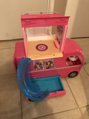 Barbie pop up camper for Sale in Ontario, CA