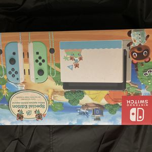 Nintendo Switch Limited Edition Animals for Sale in Fort Lauderdale, FL