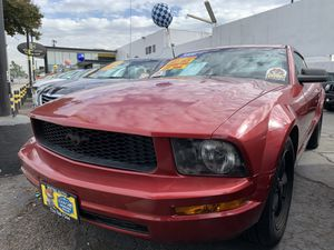 2006 Ford Mustang V6 Deluxe W/95K Miles! Easy Financing! for Sale in Garden Grove, CA