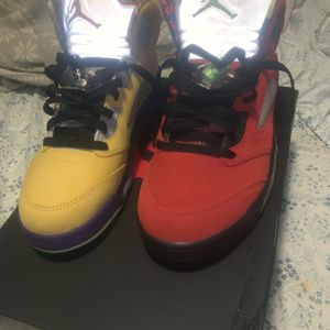 "Jordan's ""what The 5s"" for Sale in Longwood, FL"