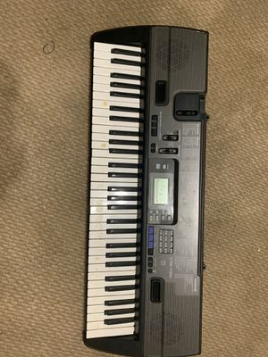 casio midi keyboard for Sale in San Antonio, TX
