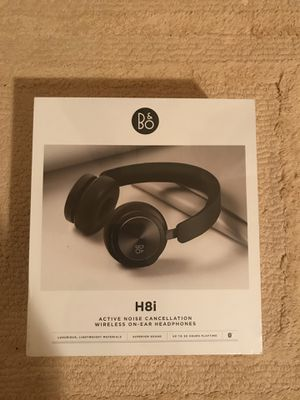 Bang&Olufsen H8i Bluetooth headphones for Sale in Queens, NY