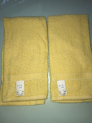 NEW Yellow dish towels for Sale in Glendale Heights, IL