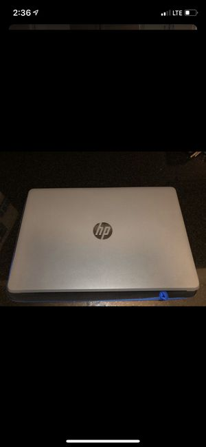 Notebook Laptop HP Touchscreen 15 inch for Sale in Bakersfield, CA