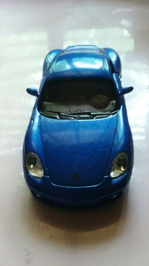 Blue toy car for Sale in Germantown, MD