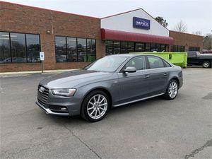 2015 Audi A4 for Sale in Greensboro, NC