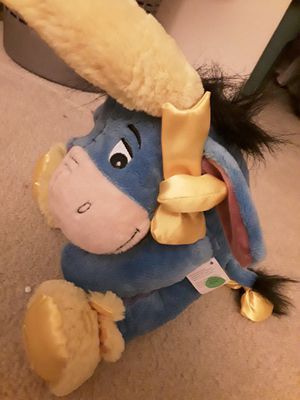 Eeyore with bunny ears now with Disney tag for Sale in Fort Myers, FL