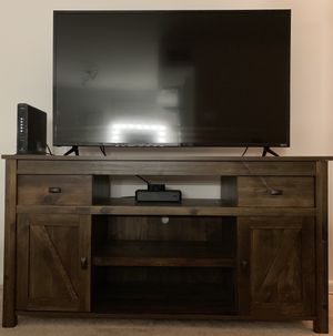 Barn door tv stand for Sale in Crofton, MD