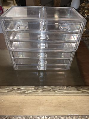 Acrylic organizer drawers for Sale in Stockton, CA