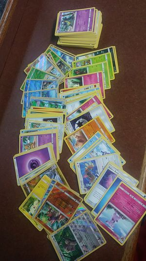 100+ lot of Pokemon cards for Sale in Columbus, OH