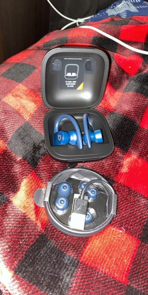 PowerBeats Pro (Navy Blue) for Sale in Sterling, VA