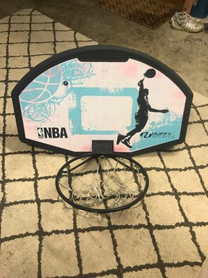 Basketball Hoop- Huffy Sports - Nice ! SAVE$! for Sale in Kent, WA