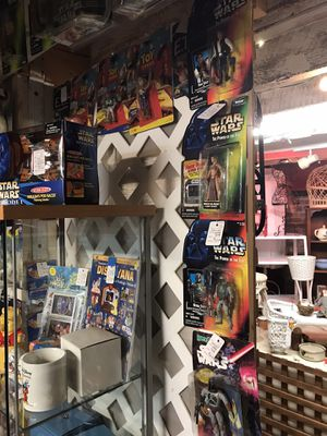 Star Wars Toys and Collectibles for Sale in Anaheim, CA