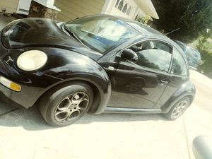 Vw beetle 99 2 door manual for Sale in Portland, OR
