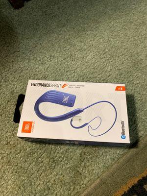 JBL Endurance Sprint Bluetooth earbuds for Sale in Sanford, FL