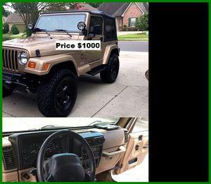 ֆ1OOO Jeep Wrangler for Sale in Poway, CA