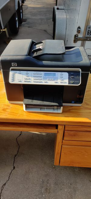 Hp officejet pro L7555 printer/fax machine for Sale in Georgetown, TX