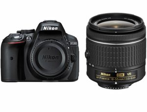 Nikon d5300 camera body and 2 lenses! for Sale in Federal Way, WA