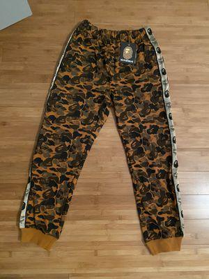 MCM Bape sweat pants for Sale in Hallandale Beach, FL