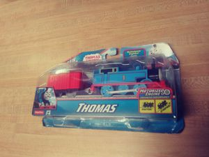Fisher-Price Thomas & Friends TrackmasterMotorizedThomas Engine Train Brand new for Sale in TEMPLE TERR, FL