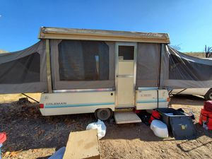 1990 Coleman Chesapeake pop-up camper for Sale in Chandler, AZ