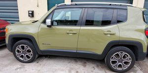 2015 Jeep Renegade 4X4 Limited for Sale in Hollywood, FL