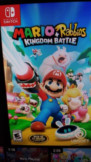 Switch Mario Rabbids Kingdom Battle or Trade for Sale in Austin, TX