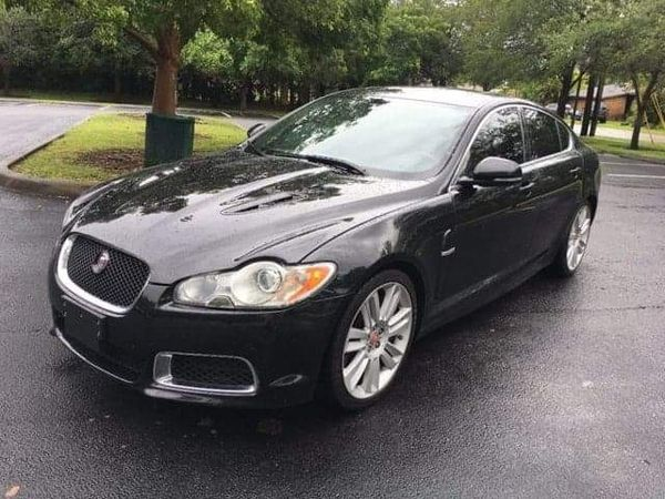 Jaguar 2011 xf