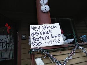Auto body parts/miscellaneous for Sale in Stockton, CA