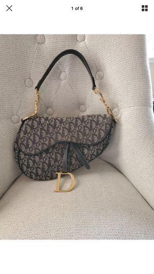christian dior trotter Saddle handbag for Sale in SIENNA PLANT, TX