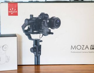 MOZA Air 2 Gimbal with Follow Focus + more for Sale in Alameda,  CA