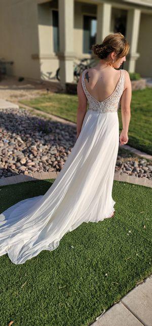 David's Bridal A-line Wedding Dress for Sale in El Paso, TX