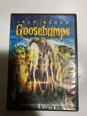 Goosebumps DVD- Jack Black for Sale in Dearborn Heights, MI