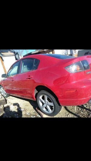 2005 Mazda 3. parts parts parts for Sale in Aurora, CO