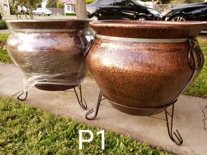 X-Large Pots/Planters for Sale in Sanger, CA