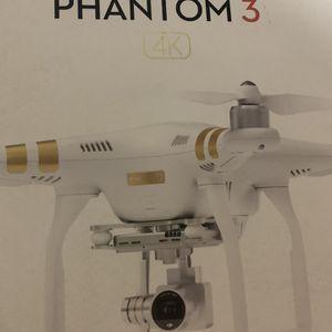DJI Phantom 3 4K Drone for Sale in Walnut, CA