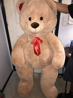 Teddy bear for Sale in Dallas, TX
