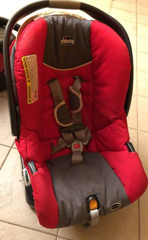 Chicco infant car seat for Sale in Herndon, VA