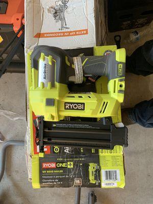 Ryobi nail gun for Sale in Fresno, TX