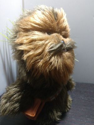 "Chewbacca plush 8"" for Sale in Salt Lake City, UT"