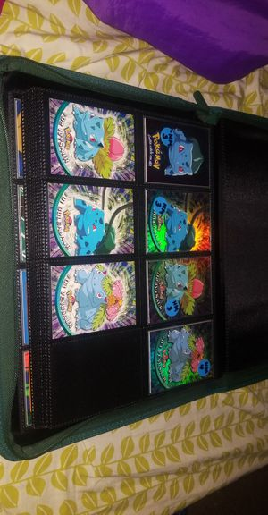 POKEMON TOPPS CARDS for Sale in Seattle, WA