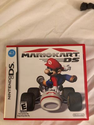 Mario Kart DS Game for Sale in San Bernardino, CA