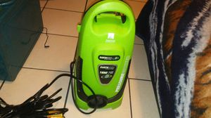 Earthwise 1650 pressure washer for Sale in Stockton, CA