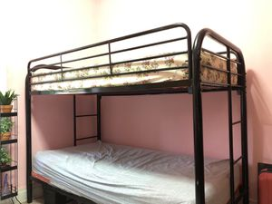 Bunk Bed With 2 Mattress for Sale in Brooklyn, NY