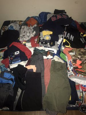 Boys clothes 4t-6t for Sale in Baltimore, MD