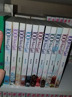 100% perfect girl manga complete set for Sale in Gresham,  OR